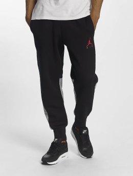 Jordan Jogginghose Cement schwarz