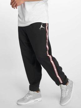Jordan Jogginghose Jumpman Air Hbr schwarz