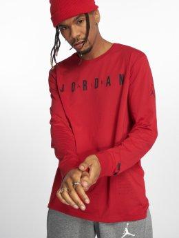 Jordan Longsleeves Ho 1 czerwony