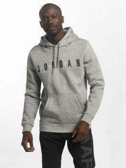 Jordan Mikiny Sportswear Flight Fleece Air šedá