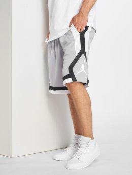 Jordan Pantalón cortos Dry Rise 1 gris