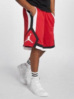Jordan Pantalón cortos Dry Rise 1 rojo