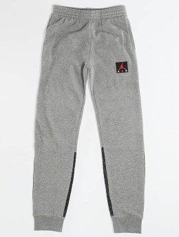 Jordan Pantalone ginnico Flight Fleeece grigio