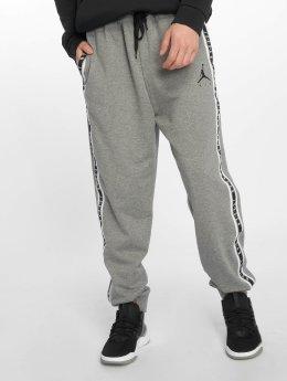 Jordan Pantalone ginnico Jumpman Air Hbr grigio