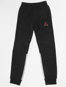 Jordan Pantalone ginnico Flight Fleeece nero