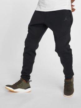 Jordan Pantalone ginnico Flight Tech nero