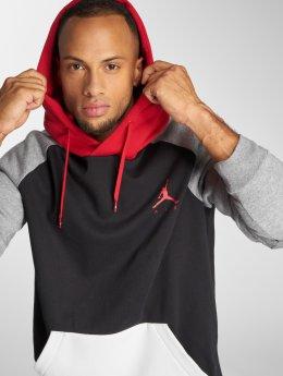 Jordan Pulóvre Sportswear Jumpman Fleece èierna