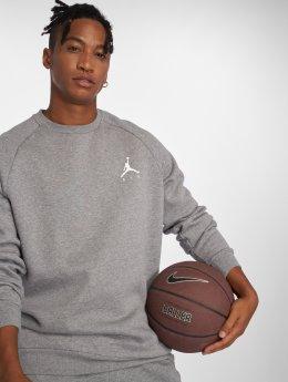 Jordan Pulóvre Sportswear Jumpman šedá
