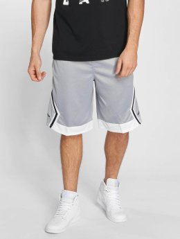 Jordan Short Rise Diamond Basketball gray
