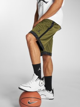 Jordan Shorts Shimmer oliv