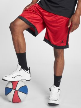 Jordan Shortsit Shimmer punainen