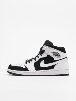 Jordan Sneakers Air 1 Mid bialy