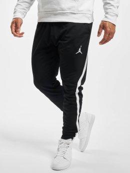 Jordan Spodnie do joggingu Dry 23 Alpha Trainings czarny