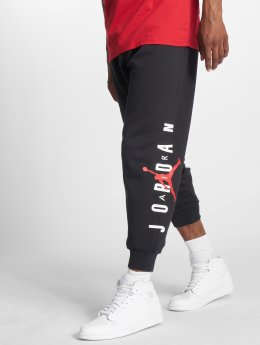 Jordan Spodnie do joggingu Jumpman Air Graphic Fleece czarny