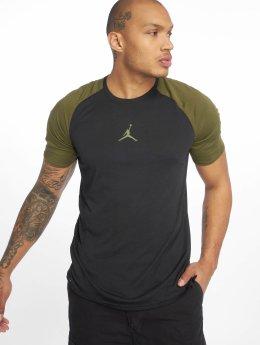 Jordan Sportshirts Dry 23 Alpha czarny