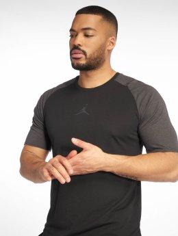 Jordan Sportshirts Dry 23 Alpha schwarz