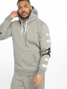 Jordan Sweat capuche Jumpman Air gris