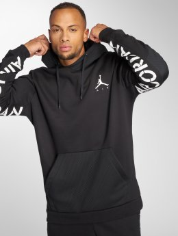 Jordan Sweat capuche Sportswear Jumpman Hybrid Fleece noir