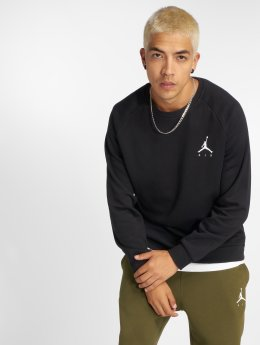 Jordan Swetry Sportswear Jumpman Fleece czarny