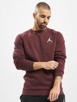 Jordan Swetry Sportswear czerwony