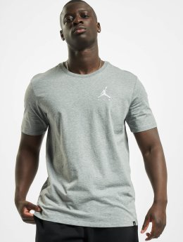 Jordan T-shirt Sportswear Jumpman Air Embroidered T-Shirt grigio