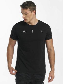 Jordan t-shirt Rise Photo Basketball zwart