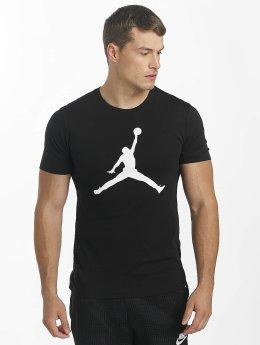 Jordan t-shirt Brand 6 zwart