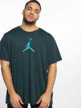 Jordan T-shirts Dry Jmtc 23/7 Jumpman grøn