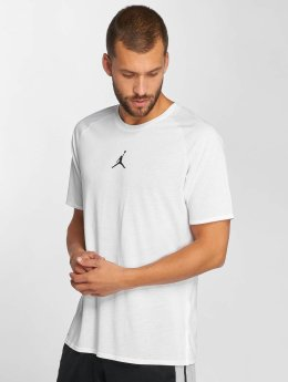 Jordan T-Shirty Dry 23 Alpha Training bialy