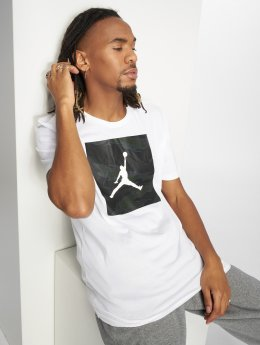 Jordan T-Shirty Iconic 23/7 bialy