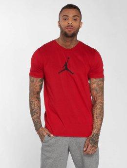 Jordan T-Shirty Dry JMTC 23/7 Jumpman czerwony