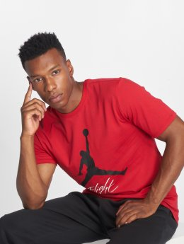 Jordan T-Shirty Jumpman DNA Graphic 1 czerwony