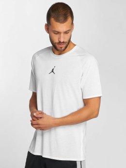 Jordan T-skjorter Dry 23 Alpha Training hvit
