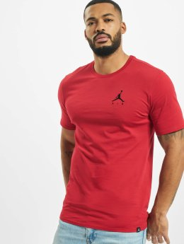 Jordan T-skjorter Sportswear Jumpman Air Embroidered red