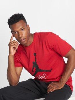 Jordan T-skjorter Jumpman DNA Graphic 1 red
