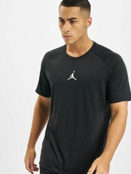 Jordan T-skjorter Dry 23 Alpha Training svart