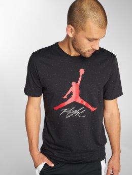 Jordan T-skjorter Sportswear Jumpman DNA Graphic 1 svart