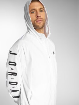 Jordan Transitional Jackets Sportswear Wings hvit