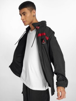 Jordan Transitional Jackets Wings Of Flight svart