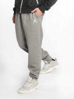 Jordan Verryttelyhousut Sportswear Jumpman Fleece harmaa