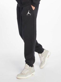 Jordan Verryttelyhousut Sportswear Jumpman Fleece musta