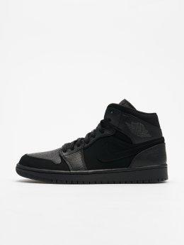 Jordan Zapatillas de deporte 1 Mid negro