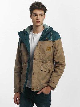 Just Rhyse Зимняя куртка Leaf бежевый