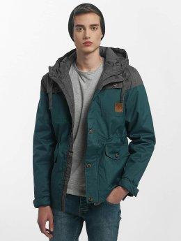 Just Rhyse Зимняя куртка Warin бирюзовый