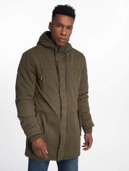 Just Rhyse Зимняя куртка Granada оливковый