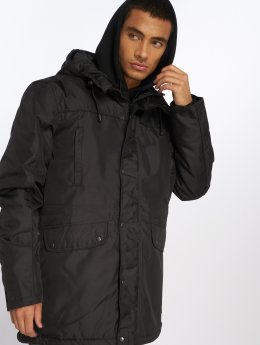 Just Rhyse Зимняя куртка comfort черный