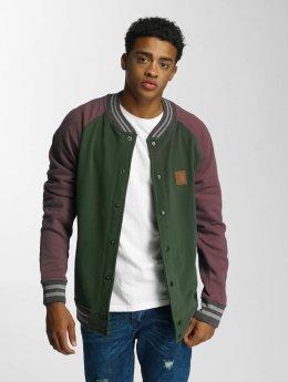 Just Rhyse Dillon Beach College Jacket Purple