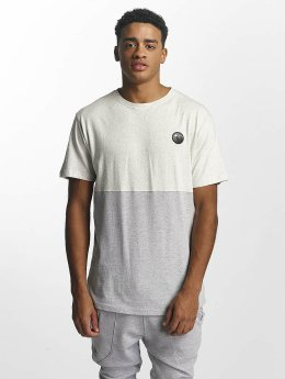 Just Rhyse Divided T-Shirt Off White Grey