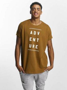 Just Rhyse Tenakee T-Shirt Tan