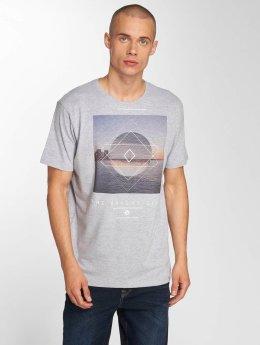 Just Rhyse Parachique T-Shirt Grey Melange